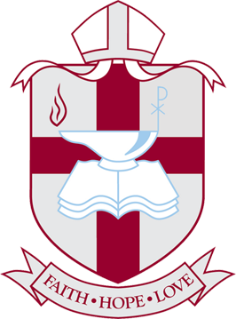 Crest of John Septimus Roe Anglican Community School