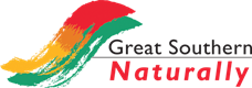 Great Southern Naturally logo