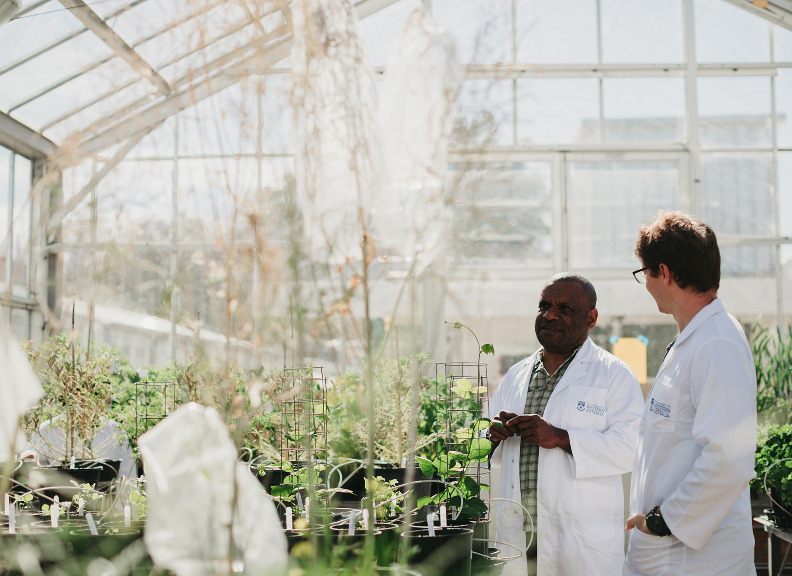 Plant Growth Facility : The University of Western Australia