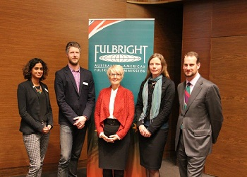 Fulbright scholarship recipients