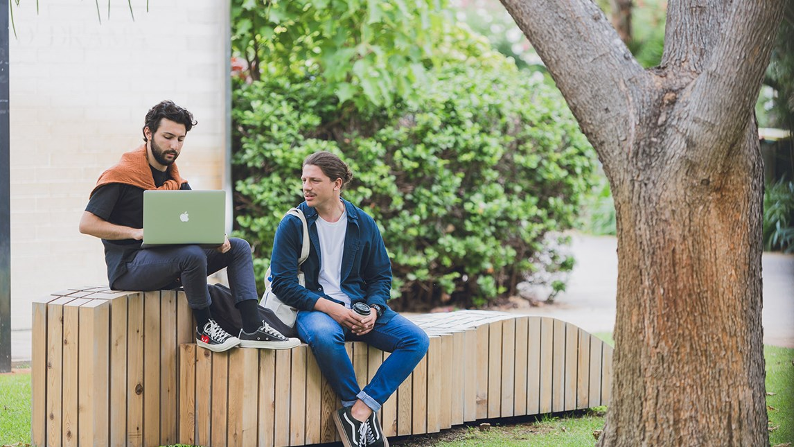 School of Design Courtyard