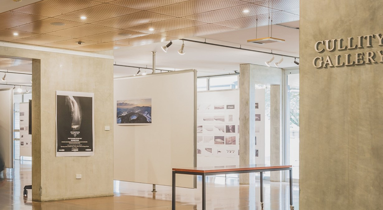 Cullity art gallery