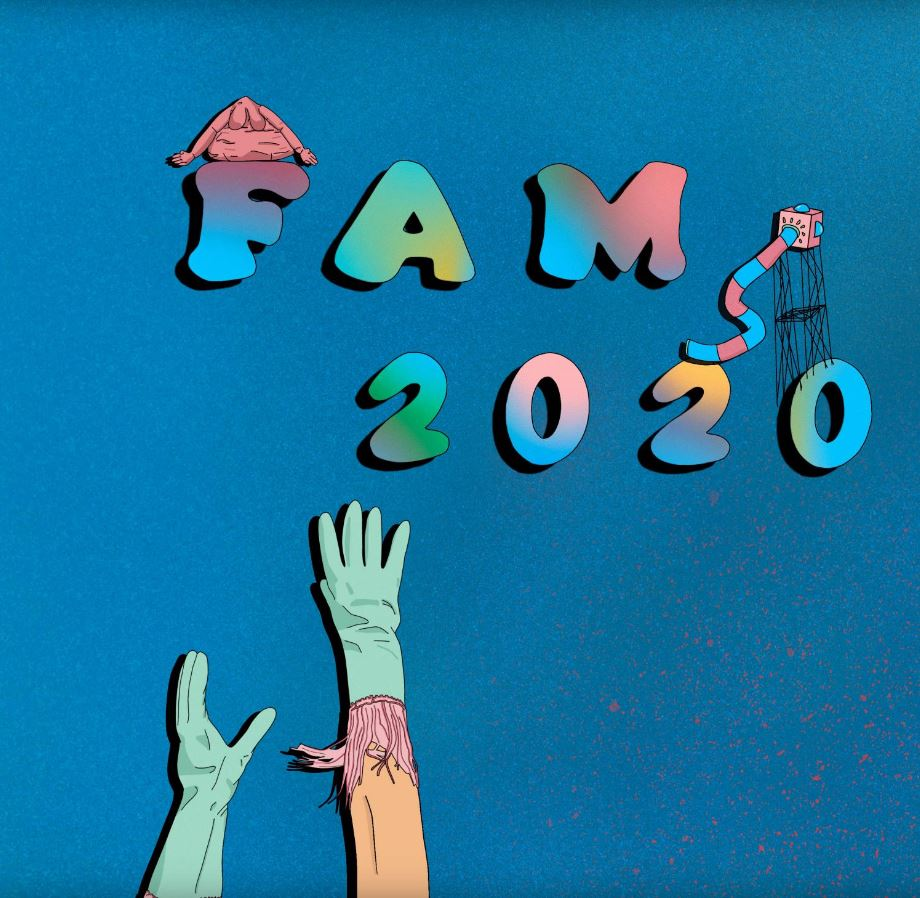 FAM 2020 exhibition catalogue cover
