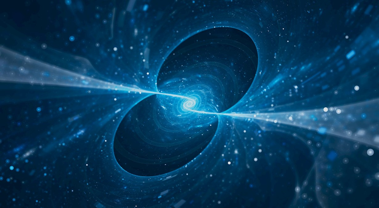 Spinning spiral gravitational wave