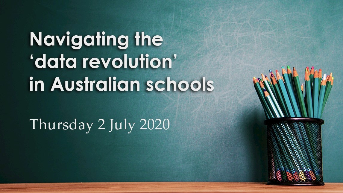Navigating the 'data revolution' in Australian schools
