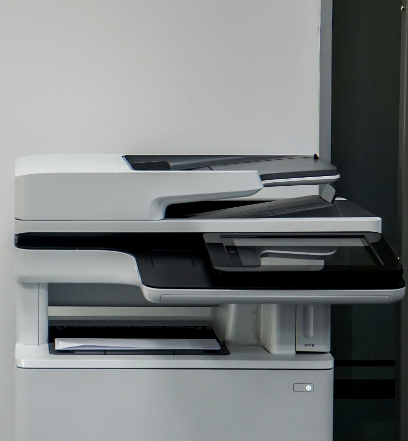 Printing, copying and scanning in the Library