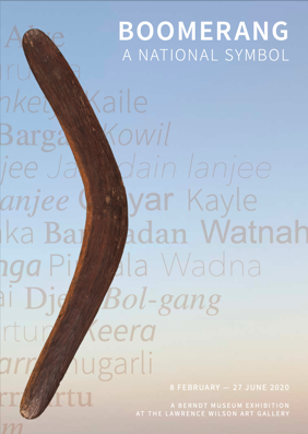 Boomerang – A National Symbol Publication