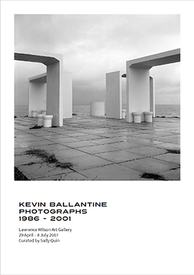 Cover of Kevin Ballantine publication