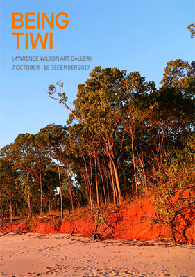 Cover of Being Tiwi publication