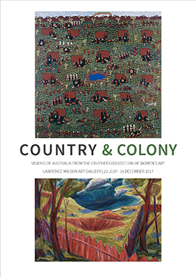 Cover of Country & Colony publication