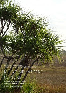 Cover of Milingimbi publication