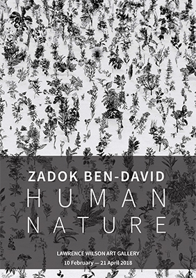 Cover of Zadok Ben-David publication