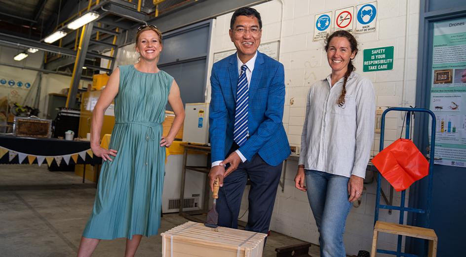 UWA Bee Services Launch