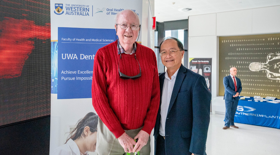 UWA's annual Dental School Research Day 5