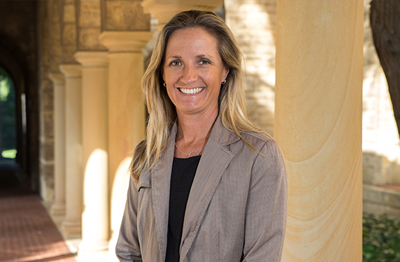 Associate Professor Hayley Christian