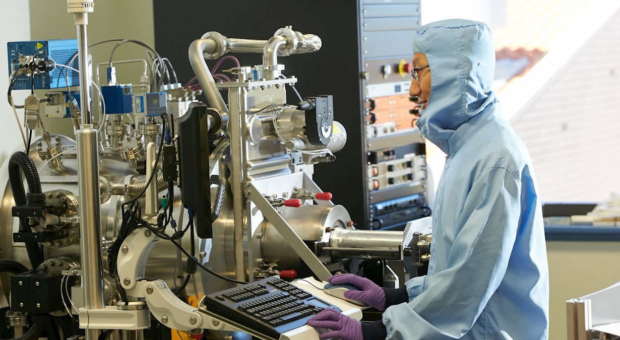 microelctronic clean room