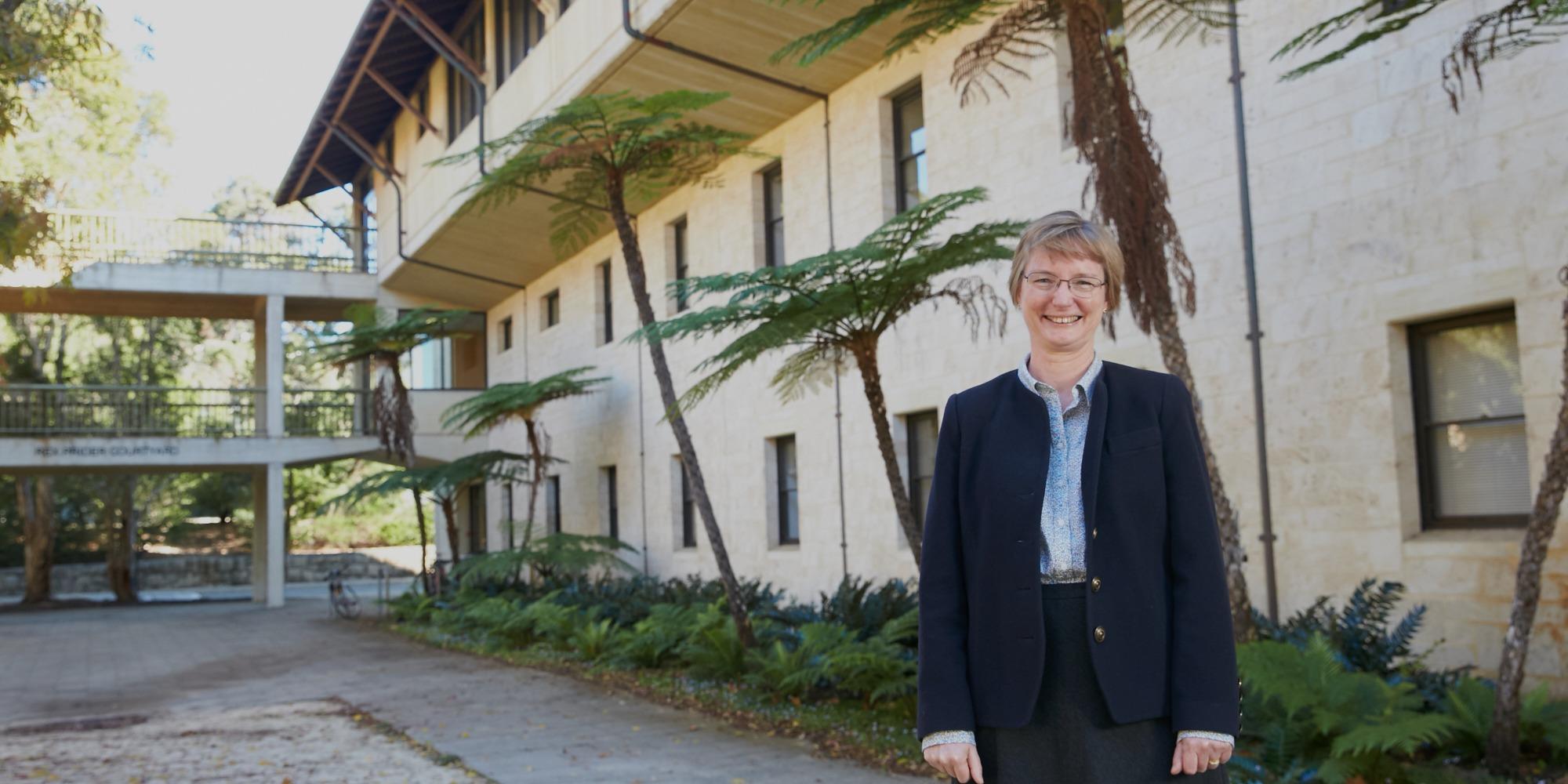 Associate Professor Rachel Cardell-Oliver