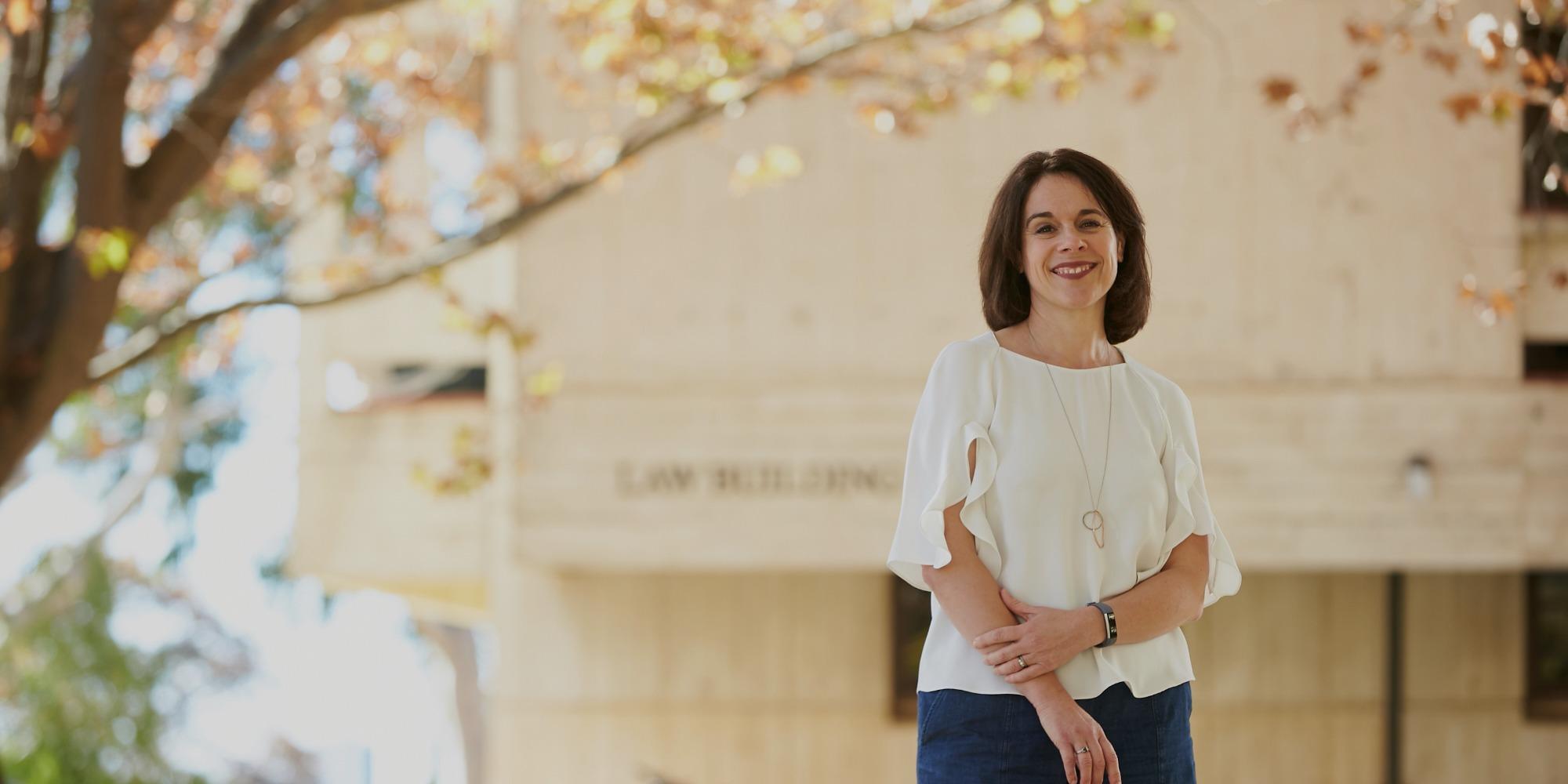Assistant Professor Kate Offer