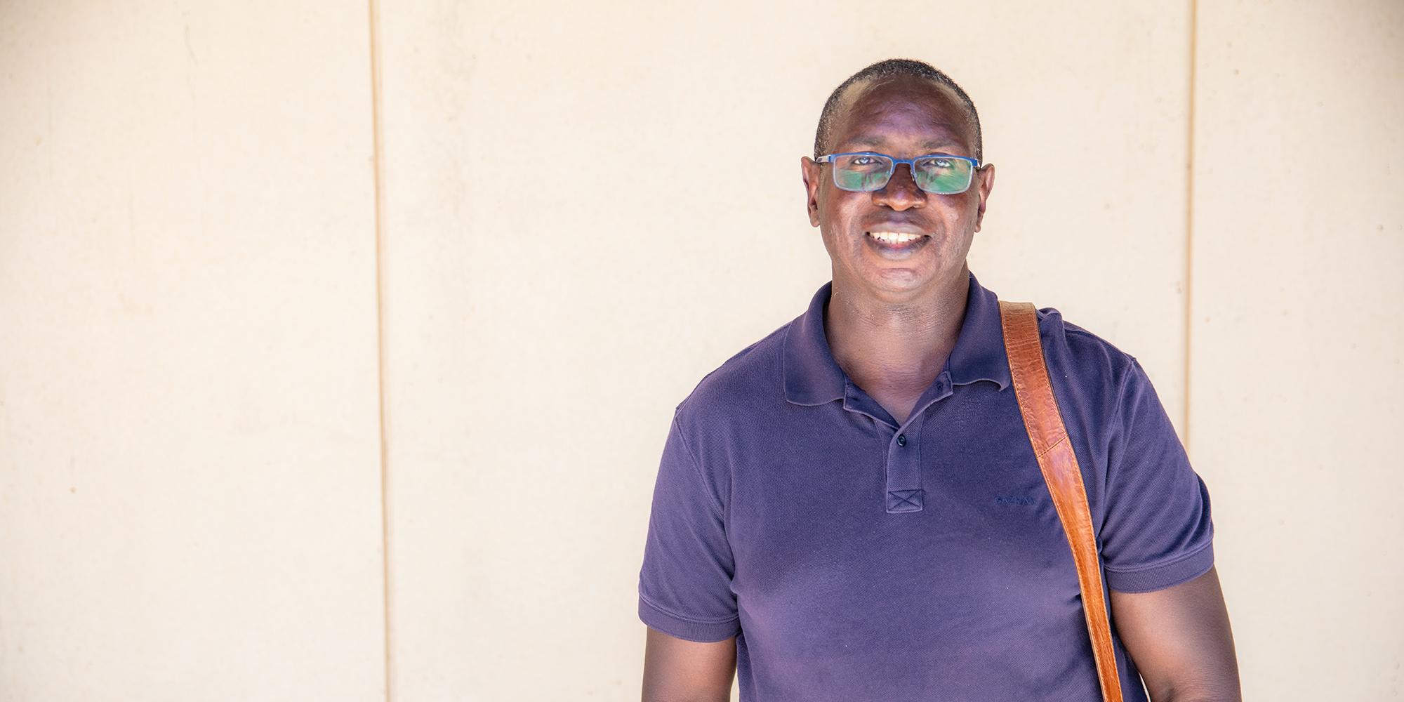 Dr Amin Mugera