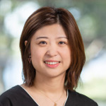 Portrait of Michelle Wang