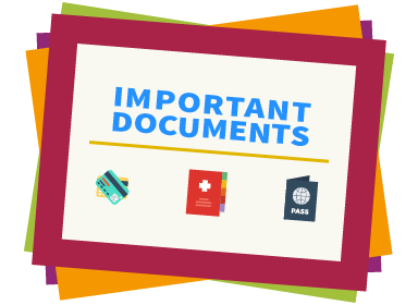 important documents pic