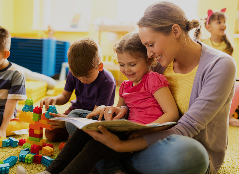 Master Of Teaching Early Childhood