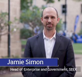 Jamie Simon at UWA